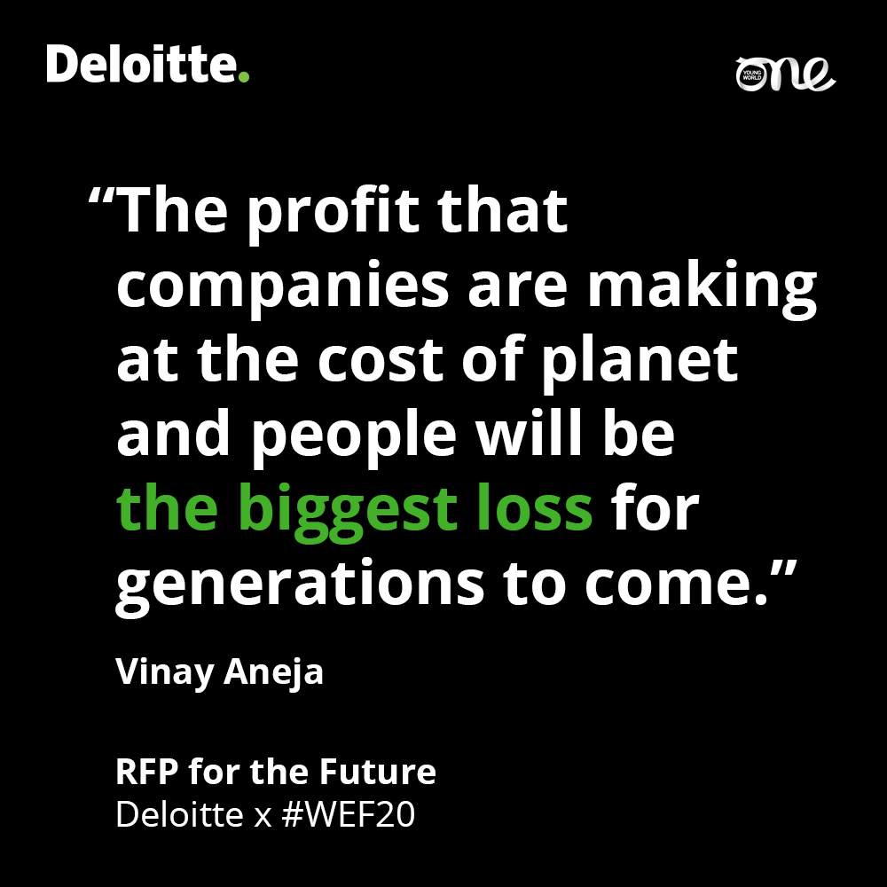 OYW x Deloitte_Vinay Aneja Quote