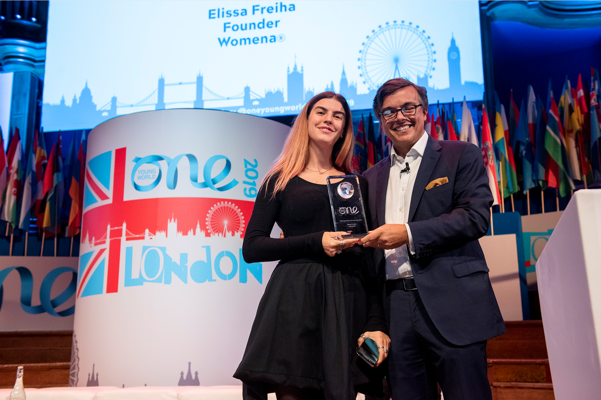 Entrepreneur of the Year Award 2019