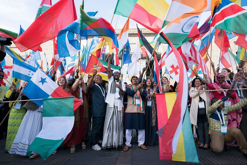 One Young World - Flag Bearers