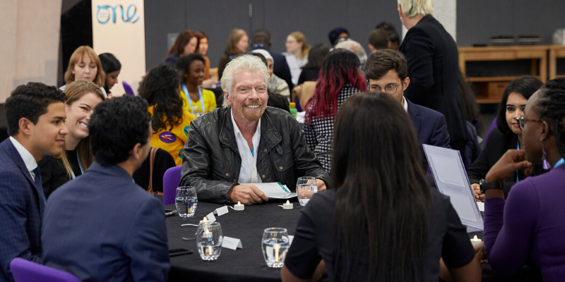 richard branson mentorship
