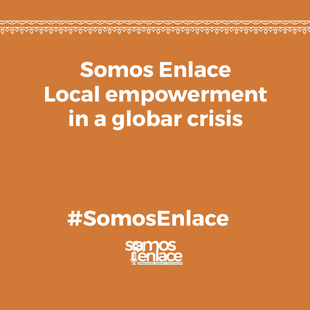 SomosEnlace graphic