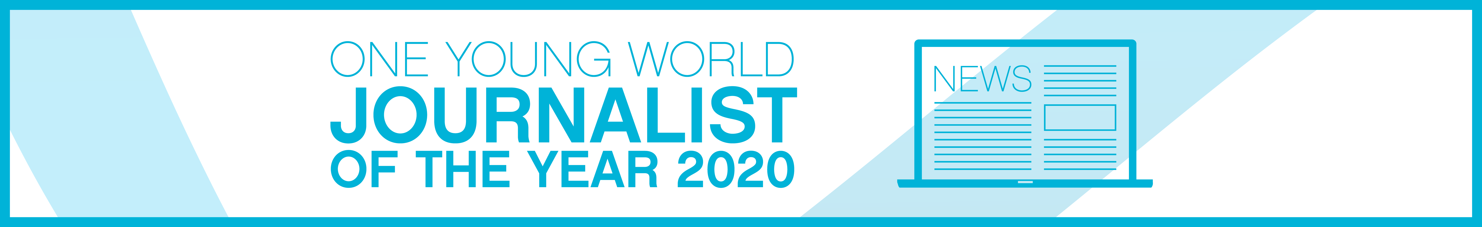 OYW Journalist of the Year 2020 Winners