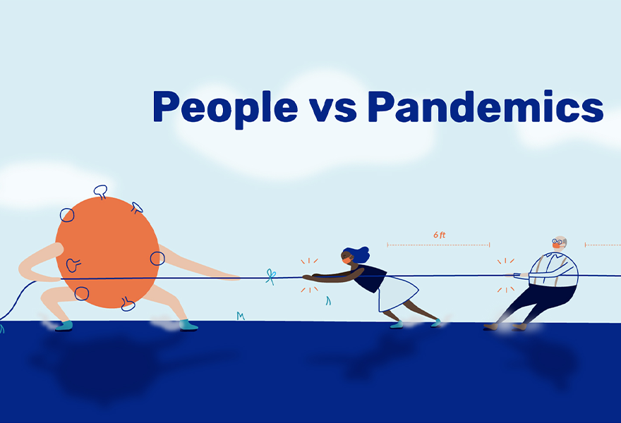 Priya Achaibar, USA - People vs Pandemics
