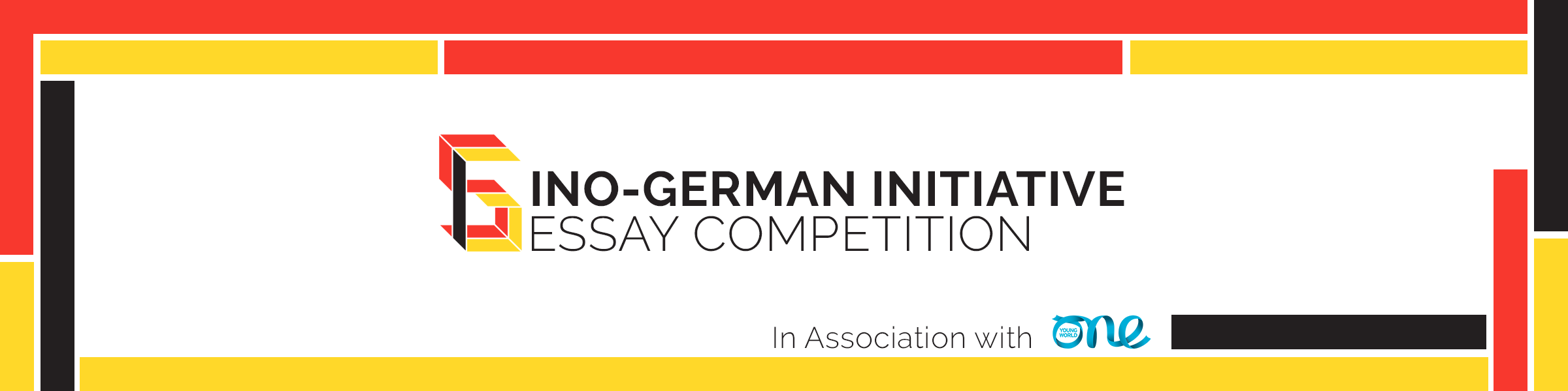Sino-German Initiative Essay Competition in association with OYW
