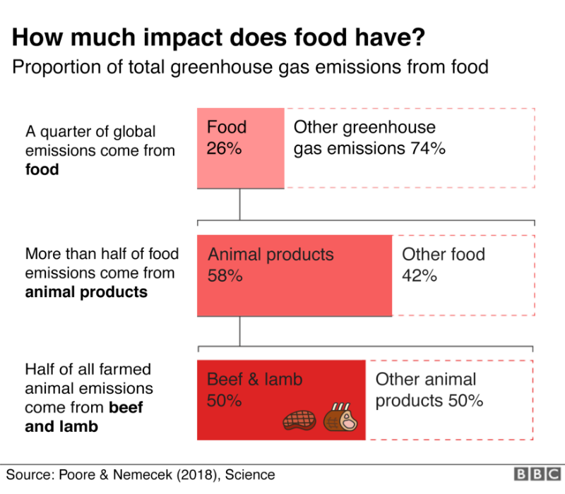 Image: BBC Climate change food calculator: What's your diet's carbon footprint?