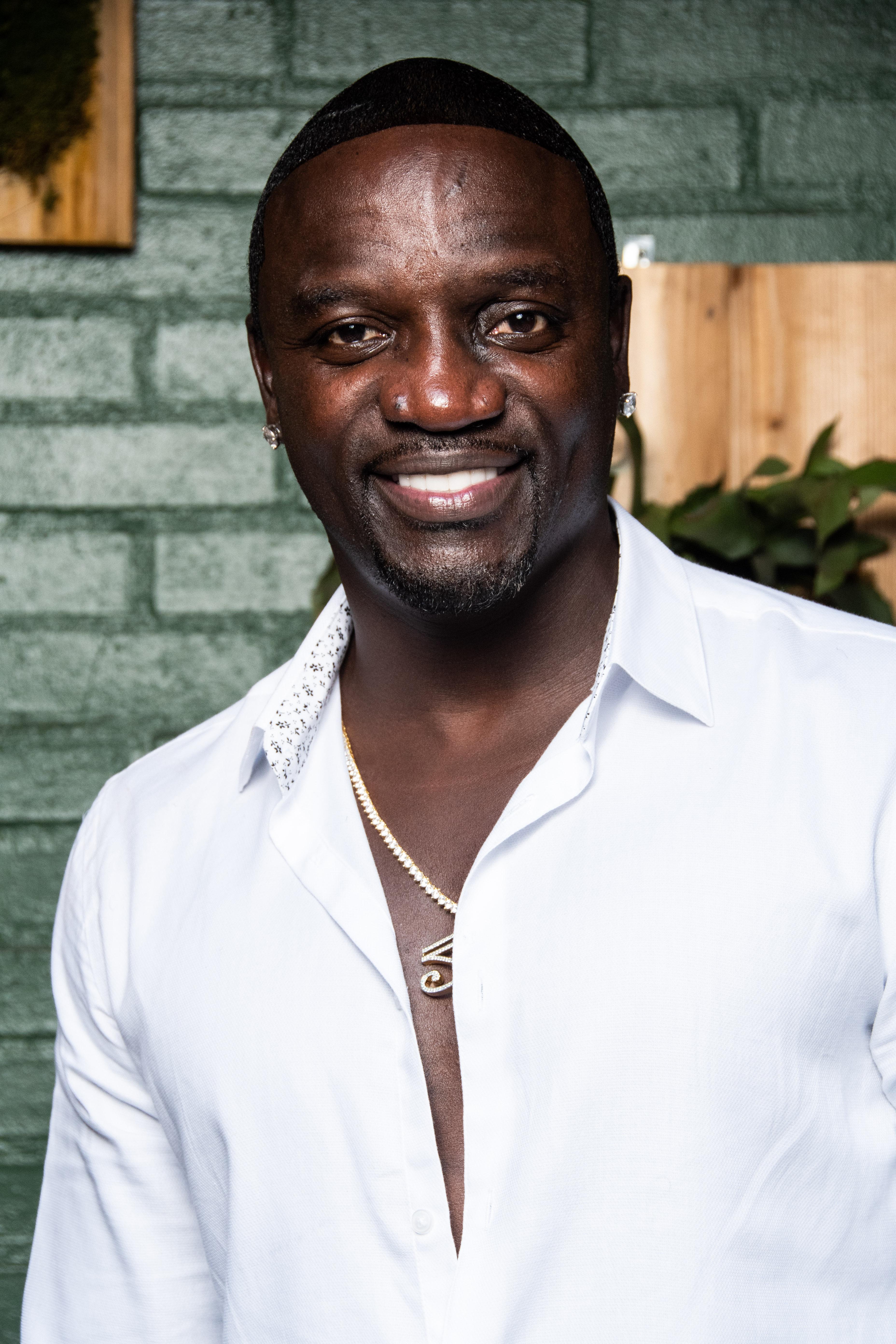 Akon | One Young World