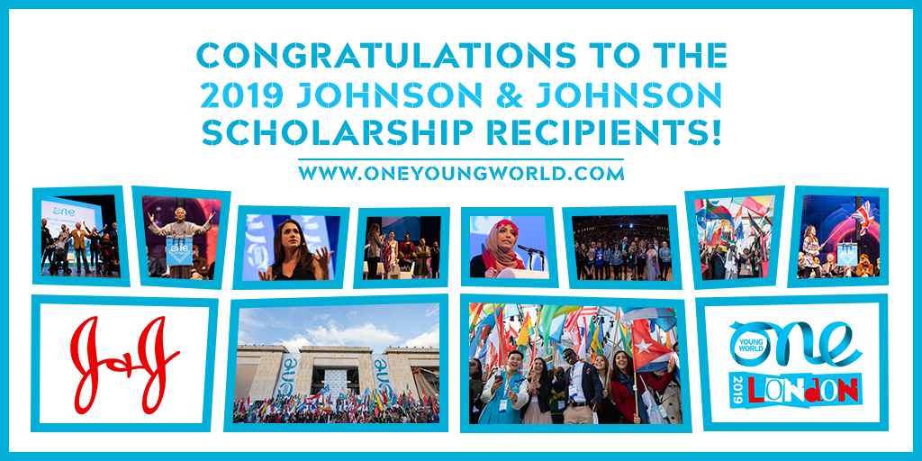 Congratulations to the J&J Scholars!