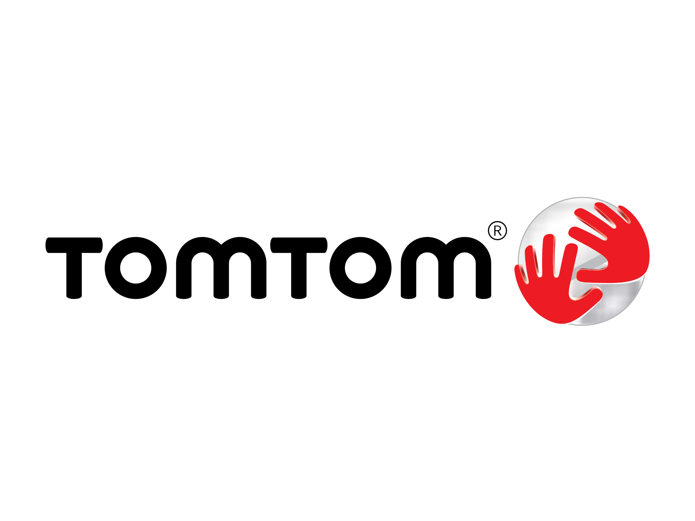 TomTom Logo taller