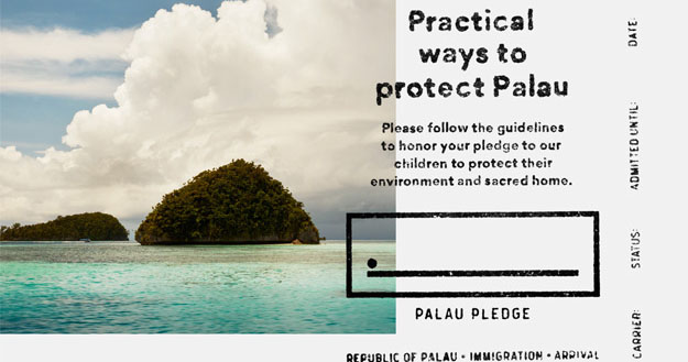 palau pledge, cannes lions, winner, palau, cannes, grand prix, festival, titanium, sustainable deelopment goals, sdg award, sdg lion, nicolle fagan