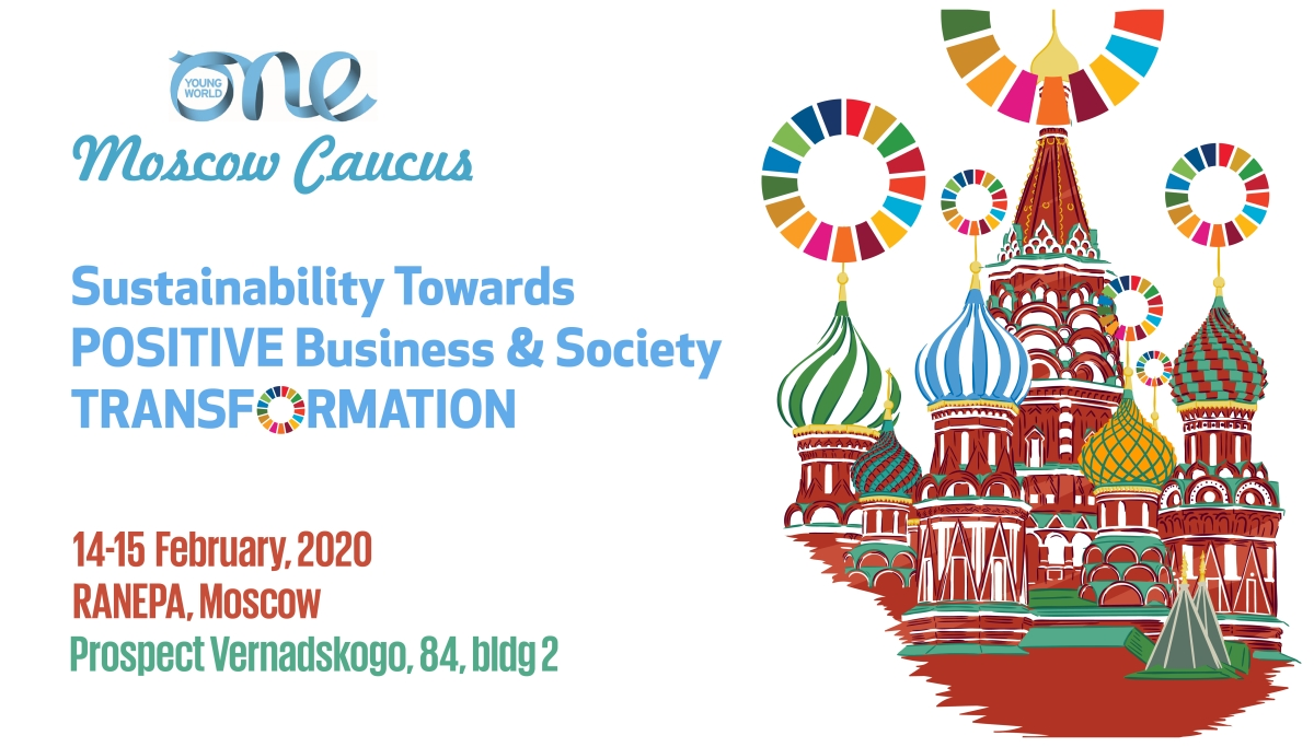 oyw moscow, one young world, moscow, caucus, event