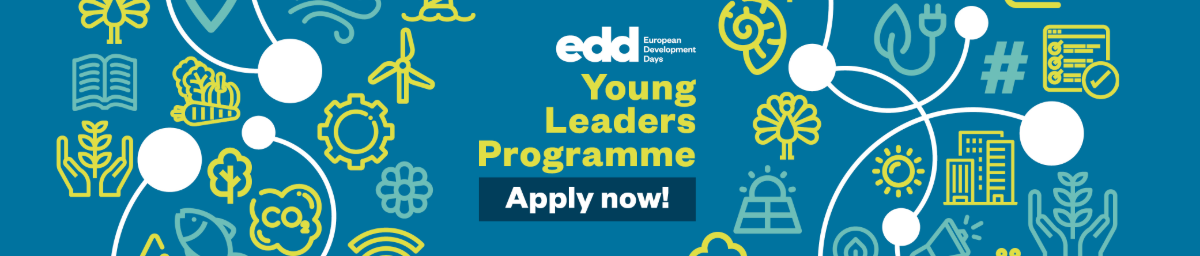 EDD 2020 Young Leaders Banner