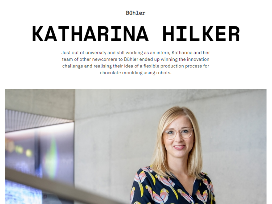 Katharina Hilker feature