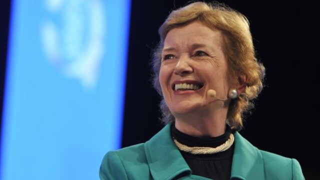 mary robinson at oyw