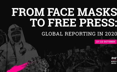 From Face Masks to Free Press: Global Reporting in 2020