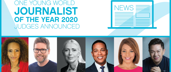 One Young World Journalist of the Year 2020 Judges Announcement